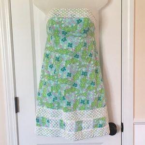 Lilly Pulitzer Bowen alligator dress